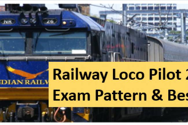 loco pilot recruitment 2018