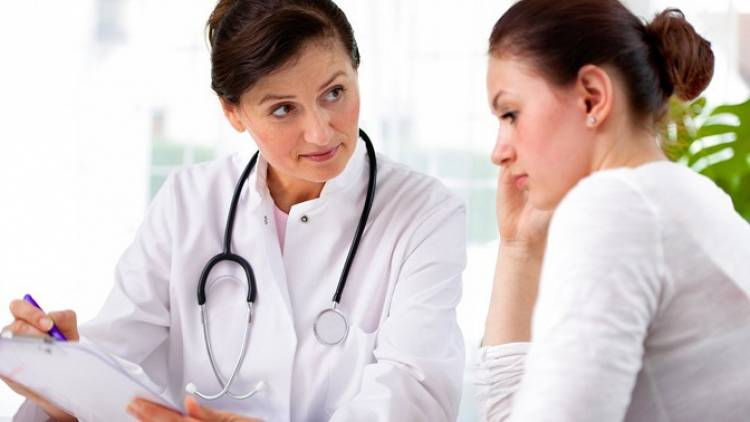 Preventive health check-up for women after age 40