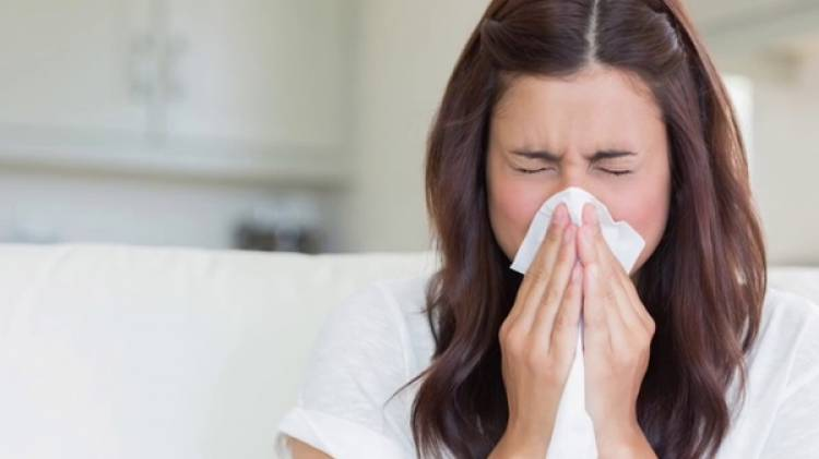 The Best Home Remedies For Sneezing