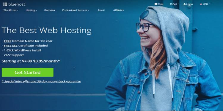 Bluehost Free Trial For 30 Days How to get Money Making Hosting Asset for Your Website